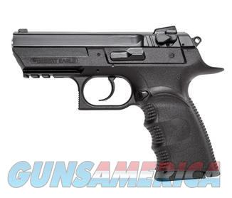 Magnum Research BE III SEMI 9MM BLK POLY 10+1 FULL SIZE | TACTICAL RAIL  Guns > Pistols > Magnum Research Pistols