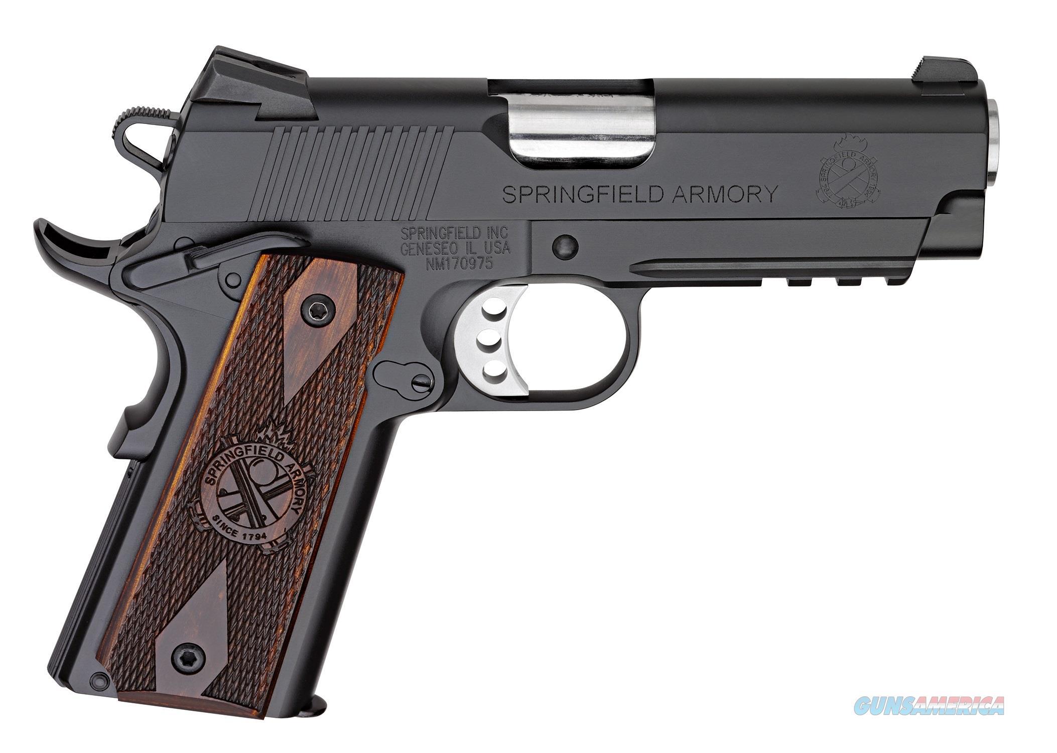 Springfield Armory PX9115L18 1911 Champion Operator Lightweight  45 Automatic Colt Pistol (ACP)  Guns > Pistols > S Misc Pistols