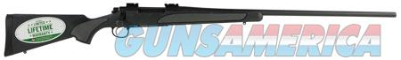 "Remington Firearms 27385 700 SPS Bolt 7mm Rem Mag 26"" 3+1 Black Fixed w/Gray Overmolded Gripping  Guns > Rifles > Remington Rifles - Modern > Model 700 > Sporting"