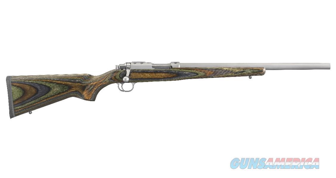 Ruger 77/17 17WSM SS/LAM 18.5 6+1 7218|GREEN MTN LAMINATE STOCK  Guns > Rifles > R Misc Rifles