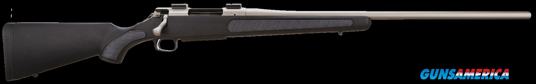 "T/C Arms 10175436 Venture Bolt 22-250 Rem 22"" 3+1 Synthetic w/Rubber Panels Black Stk Silver Weather  Guns > Rifles > TU Misc Rifles"