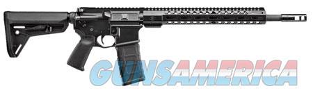 "FN 36365-01 FN 15 Tactical II Semi-Automatic 300 AAC Blackout 16"" 30+1 Black Adjustable Magpul MOE  Guns > Rifles > F Misc Rifles"