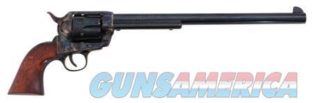 "Traditions SAT73103 1873 Buntline 45 LC 12"" 6 Rd Case Hardened Blued  Guns > Pistols > Traditions Pistols"