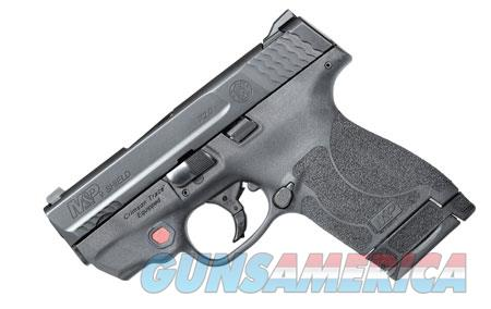 "Smith & Wesson 11673 M&P 9 Shield M2.0 Crimson Trace Laser  9mm Luger Double 3.1"" 7+1/8+1 NMS Black  Guns > Pistols > Smith & Wesson Pistols - Autos > Shield"