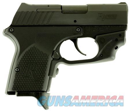 "Remington Firearms 96462 RM380 Micro  380 ACP 2.90"" 6+1 Black Hardcoat Anodized Black Black Polymer  Guns > Pistols > Remington Pistols - Modern > 1911"