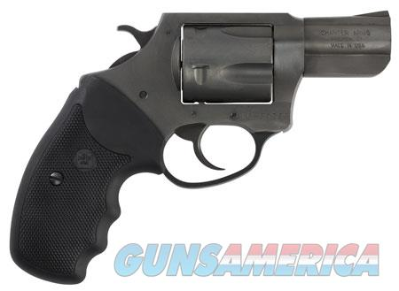 """Charter Arms 69920 Pitbull   Revolver Single/Double 9mm Luger 2.2"""" 5 Rd Black Rubber Grip Black  Guns > Pistols > Charter Arms Revolvers"""