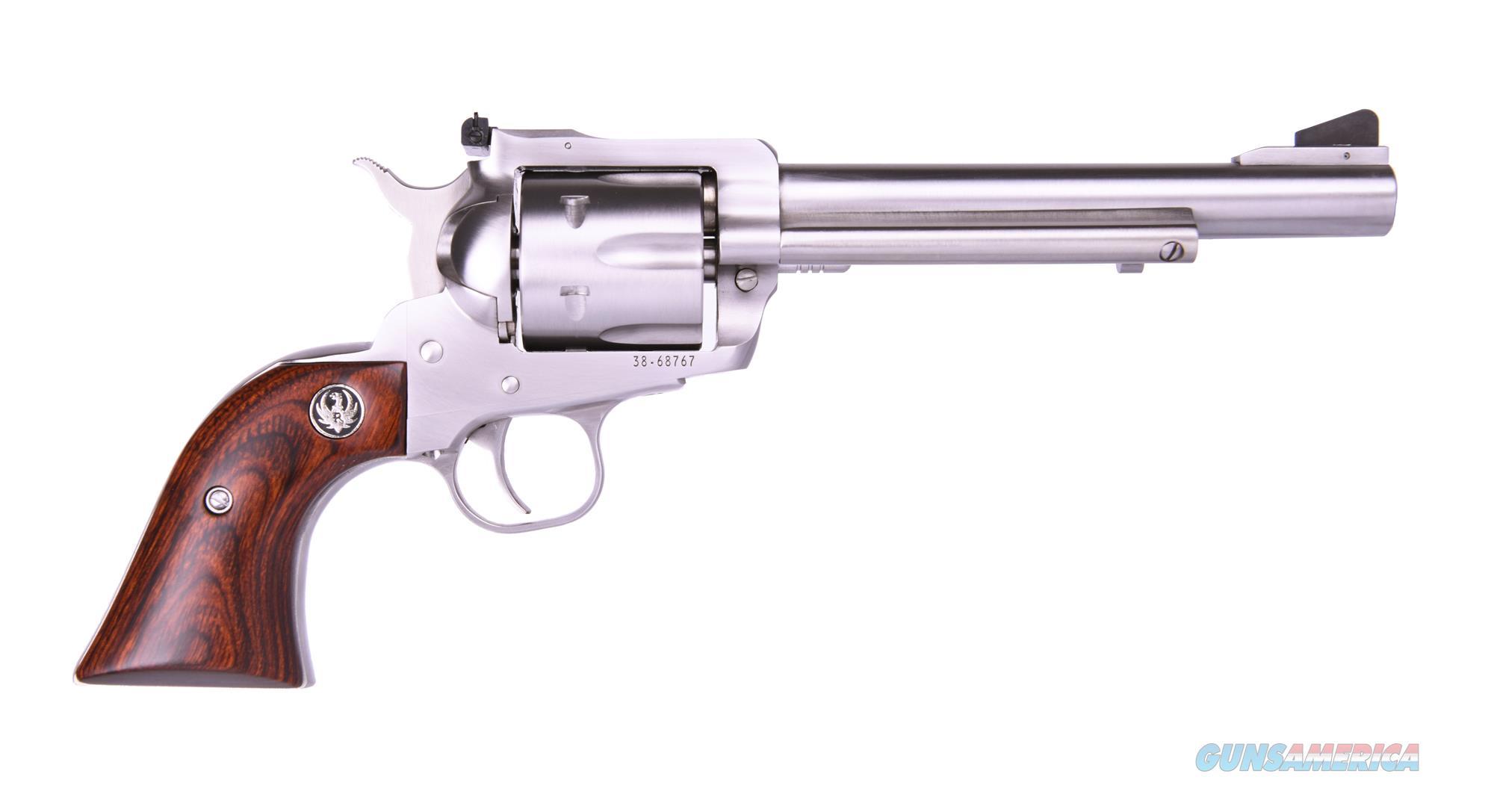 Ruger BLKHAWK CONV 10MM/40SW 6.5 SS 0474 LARGE FRAME BLACKHAWK  Guns > Pistols > Ruger Single Action Revolvers > Single Six Type