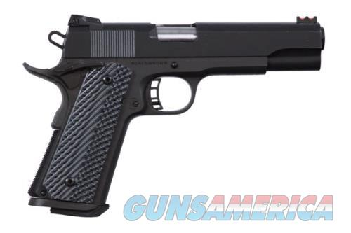 Rock Island Armory M1911-A1 TACTICAL II 40SW G10 GRIPS | FULLY PARKERIZED  Guns > Pistols > Armscor Pistols > Rock Island