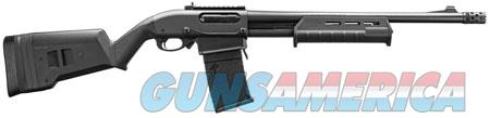 "Remington Firearms 81352 870 Pump 12 Gauge 18.5"" 3"" 6+1 Magpul SGA/MOE Black Black Matte  Guns > Shotguns > Remington Shotguns  > Pump > Hunting"