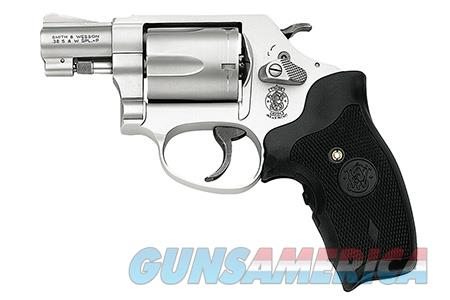 "Smith & Wesson 163052 637 Airweight Single/Double 38 Special 1.875"" 5 rd Black Synthetic Crimson  Guns > Pistols > Smith & Wesson Revolvers > Pocket Pistols"