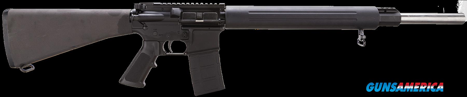 "DPMS 60509 Bull 20 Varmint/Target Semi-Automatic 223 Remington/5.56 NATO 20"" 30+1 A2 Black Stock  Guns > Rifles > DPMS - Panther Arms > Complete Rifle"