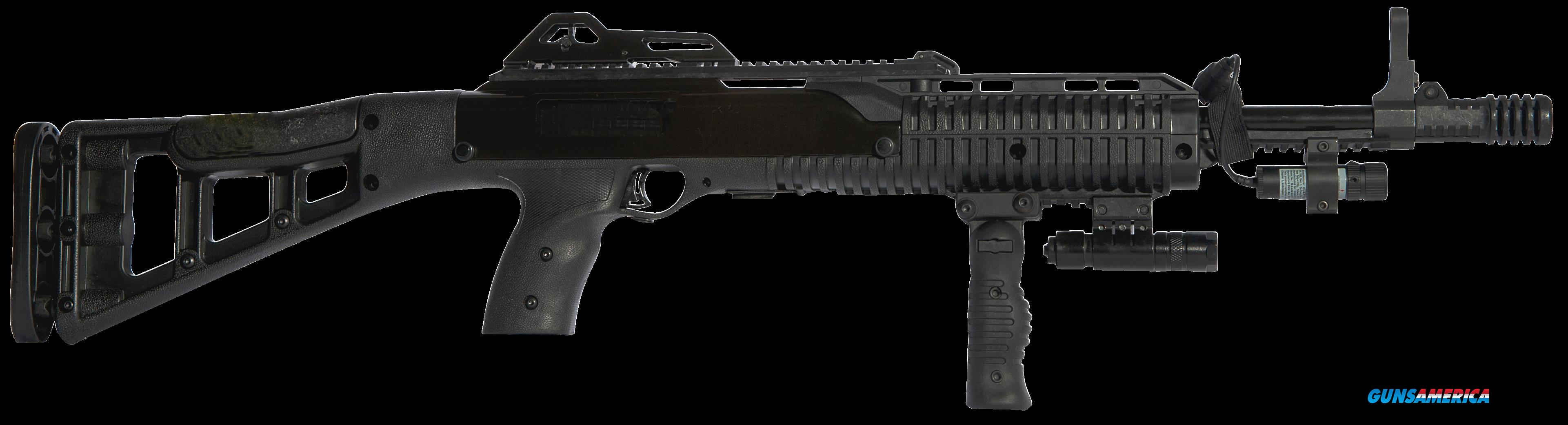LDB Supply 4595TSFGFLLA 4595TS Carbine with Laser *CA Compliant* Semi-Automatic 45 Automatic Colt  Guns > Rifles > Hi Point Rifles