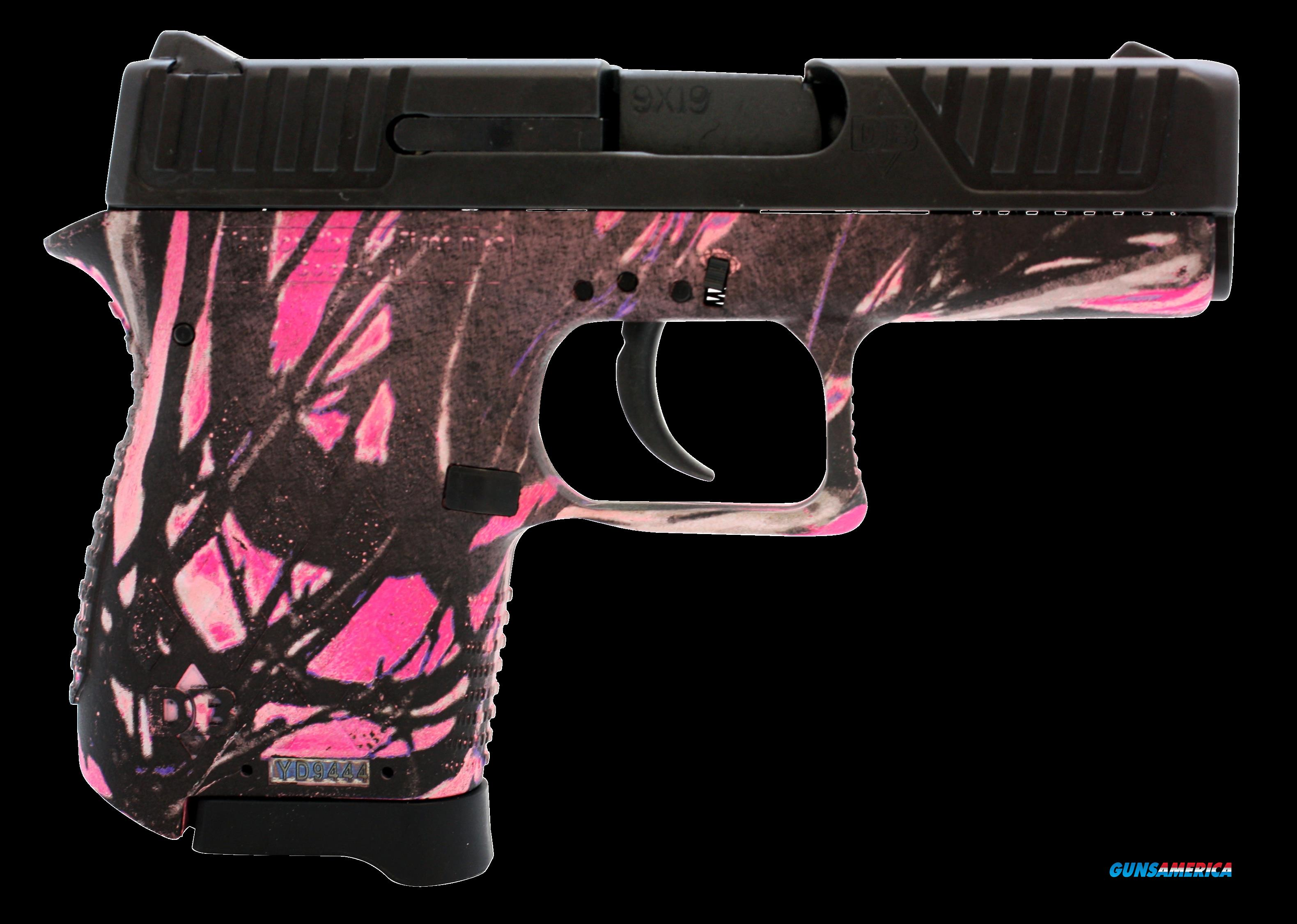 "Diamondback DB380MG DB380 Muddy Girl Single/Double 380 Automatic Colt Pistol (ACP) 2.8"" 6+1 Muddy  Guns > Pistols > Diamondback Pistols"