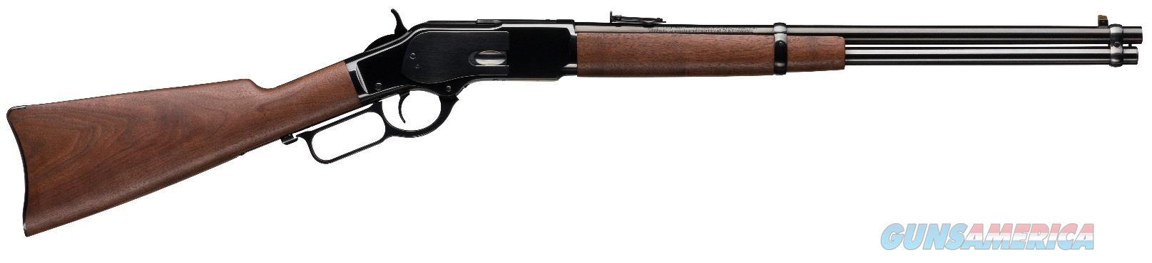 Winchester 1873 CARBINE 45LC BL/WD 20   Guns > Rifles > Winchester Rifles - Modern Bolt/Auto/Single > Model 70 > Post-64
