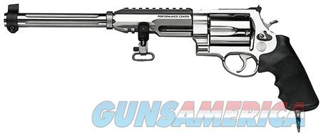 "Smith & Wesson 170280 460 Performance Center XVR Single/Double 460 Smith & Wesson Magnum 12"" 5 Black  Guns > Pistols > Smith & Wesson Revolvers > Full Frame Revolver"