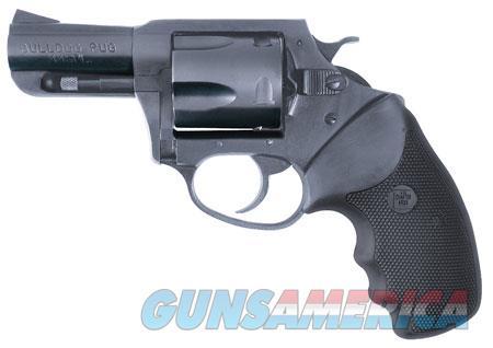 "Charter Arms 14420 Bulldog Standard  Revolver Single/Double 44 Special 2.5"" 5 Rd Black Rubber Grip  Guns > Pistols > Charter Arms Revolvers"