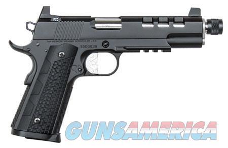 "Dan Wesson 01886 Discretion   9mm Luger Single 5.7"" 10+1 Black G10 Grip Black Stainless Steel Slide  Guns > Pistols > CZ Pistols"