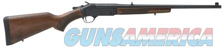 "Henry H01544 Single Shot  44 Rem Mag 1 22"" Blued American Walnut Right Hand  Guns > Rifles > H Misc Rifles"