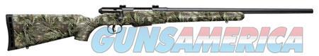 "Savage 19980 25 Walking Varminter Bolt 223 Rem 22"" 4+1 Synthetic Realtree Xtra Green Stk Black  Guns > Rifles > Savage Rifles > Standard Bolt Action"