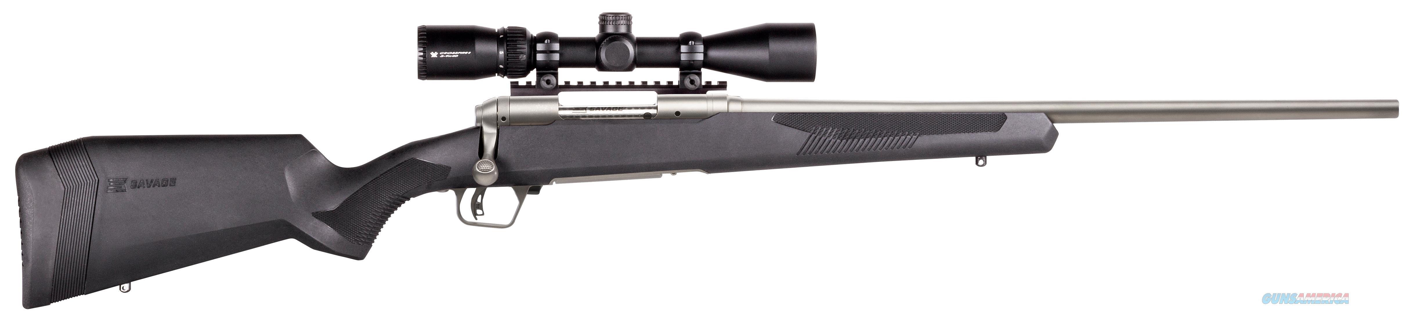 "Savage 57346 10/110 Apex Storm XP  Bolt 260 Remington 24"" 4+1 Synthetic Black Stk Stainless Steel  Guns > Rifles > S Misc Rifles"
