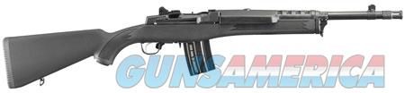 """Ruger 5864 Mini-14 Tactical  Semi-Automatic 300 AAC Blackout 16.12"""" 20+1 Fixed Stock Blued  Guns > Rifles > Ruger Rifles > Mini-14 Type"""