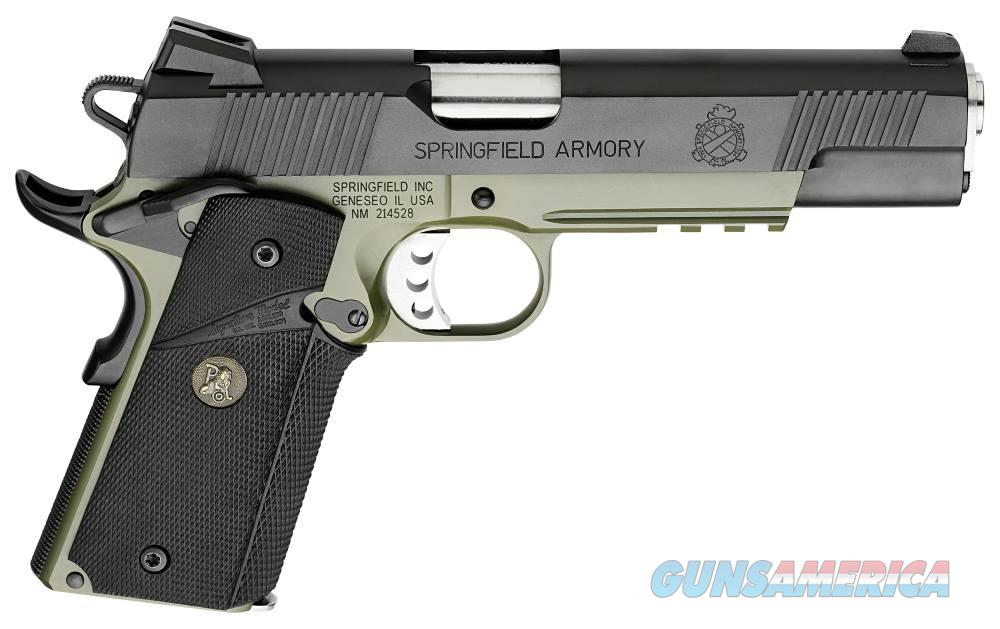 "Springfield Armory PX9105ML18 1911 Loaded Operator  45 Automatic Colt Pistol (ACP) Single 5"" 7+1  Guns > Pistols > S Misc Pistols"