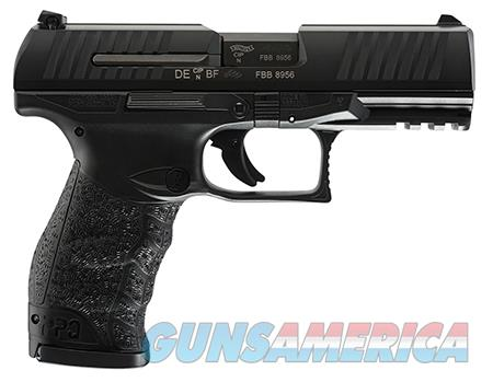 """Walther Arms 2807076 PPQ M2 45 ACP Double 4.25"""" 12+1 Black Polymer Grip/Frame Grip Black Tenifer  Guns > Pistols > Walther Pistols > Post WWII > P99/PPQ"""
