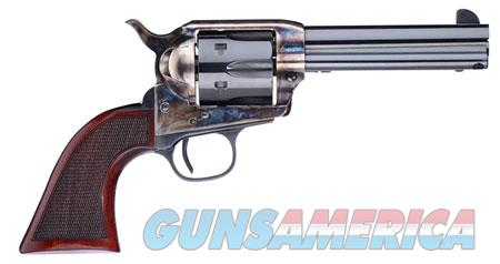"Taylors and Company 556204DE Short Stroke Smoke Wagon Navy Grip Single 357 Magnum 4.75"" 6 Walnut  Guns > Pistols > Taylors & Co. Pistols > Ctg."