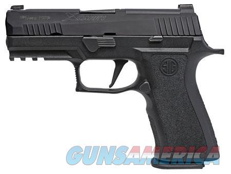 "Sig Sauer 320XCA9BXR3 P320 X-Carry Double 9mm Luger 3.9"" 17+1 Black Polymer Grip Black Nitron  Guns > Pistols > S Misc Pistols"