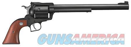 """Ruger 0807 Super BlackHawk Standard 44 Rem Mag 10.5"""" 6 Round Hardwood Grip Blued  Guns > Pistols > Ruger Single Action Revolvers > Blackhawk Type"""