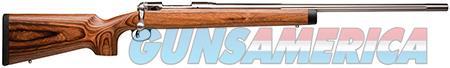 "Savage 19139 12 BVSS Bolt 308 Win/7.62 NATO 26"" 4+1 Laminate Brown Stk Stainless Steel  Guns > Rifles > Savage Rifles > Accutrigger Models > Sporting"