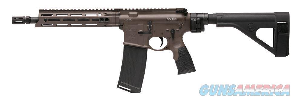Daniel Defense DDM4 V7 PIST 5.56MM MS+ LTAC 02-128-19050|TACT FOLDING STK  Guns > Rifles > Daniel Defense > Complete Rifles