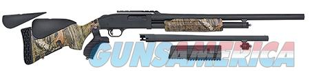 Mossberg 55131 500 FLEX Pump N/A 12 Gauge Blued  Guns > Shotguns > Mossberg Shotguns > Pump > Sporting