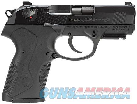 "Beretta JXC9F21 PX4 Storm Compact 9mm 3.27"" 15+1 Poly Grip/Frame Black  Guns > Pistols > Beretta Pistols > Polymer Frame"