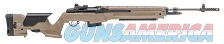 "Springfield Armory MP9820C65 M1A Loaded Semi-Automatic 6.5 Creedmoor 22"" SS 10+1 FDE Adjustable  Guns > Rifles > Springfield Armory Rifles > M1A/M14"