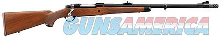 """Ruger 37185 Hawkeye African 416 Ruger 3+1 23"""" American Walnut Satin Blued Right Hand  Guns > Rifles > Ruger Rifles > Model 77"""