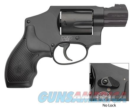 """Smith & Wesson 103072 M&P 340 Double 357 Magnum 1.875"""" 5 rd Black Synthetic Grip Black  Guns > Pistols > Smith & Wesson Revolvers"""