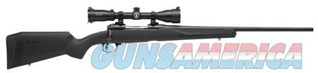 "Savage 57015 10/110 Engage Hunter XP Bolt 270 Winchester Short Magnum (WSM) 24"" 2+1 Synthetic Black  Guns > Rifles > Savage Rifles > 10/110"