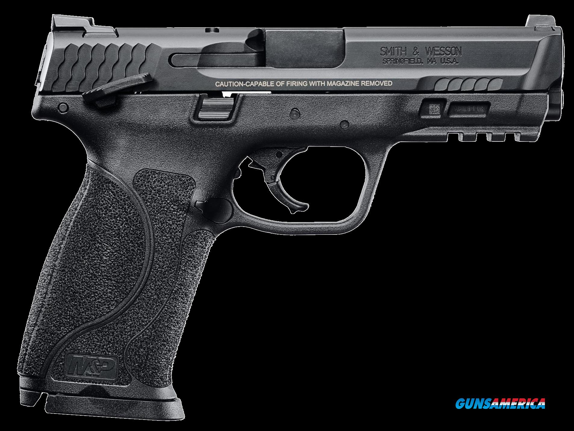 "Smith & Wesson 11526 M&P 45 M2.0 Double 45 Automatic Colt Pistol (ACP) 4.6"" 10+1 Black  Guns > Pistols > S Misc Pistols"