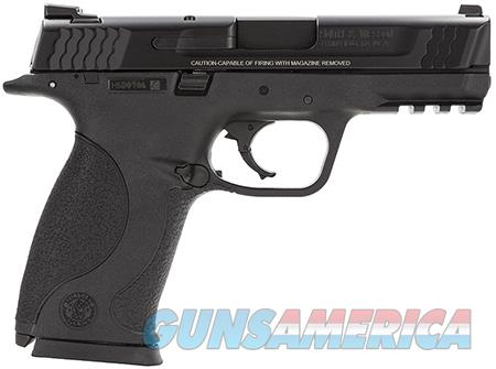 "Smith & Wesson 109307 M&P 45 Mid-Size 45 ACP Double 4"" 10+1 Black Interchangeable Backstrap Grip  Guns > Pistols > Smith & Wesson Pistols - Autos > Polymer Frame"