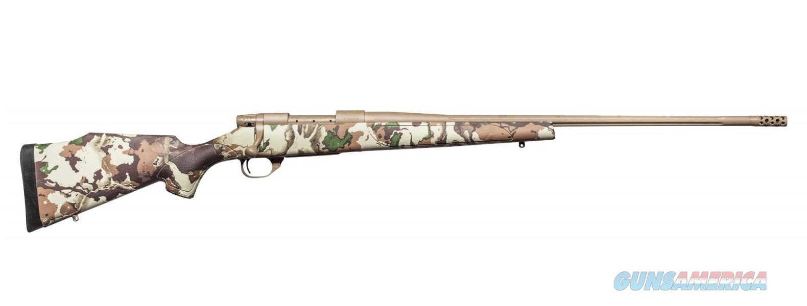 """Weatherby VFN270NR6B Vanguard First Lite  Bolt 270 Winchester 26"""" 5+1 Synthetic First Lite Fusion  Guns > Rifles > W Misc Rifles"""