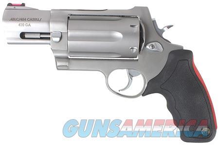 "Taurus 2513039 513 Raging Judge 410/45LC/454 Casull 3"" Barrel 3"" Mag SS  Guns > Pistols > Taurus Pistols > Revolvers"
