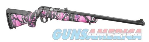 Ruger AMERICAN CMPCT 22LR MUDDY GIRL 8332 | MUDDY GIRL CAMO STOCK  Guns > Rifles > Ruger Rifles > American Rifle