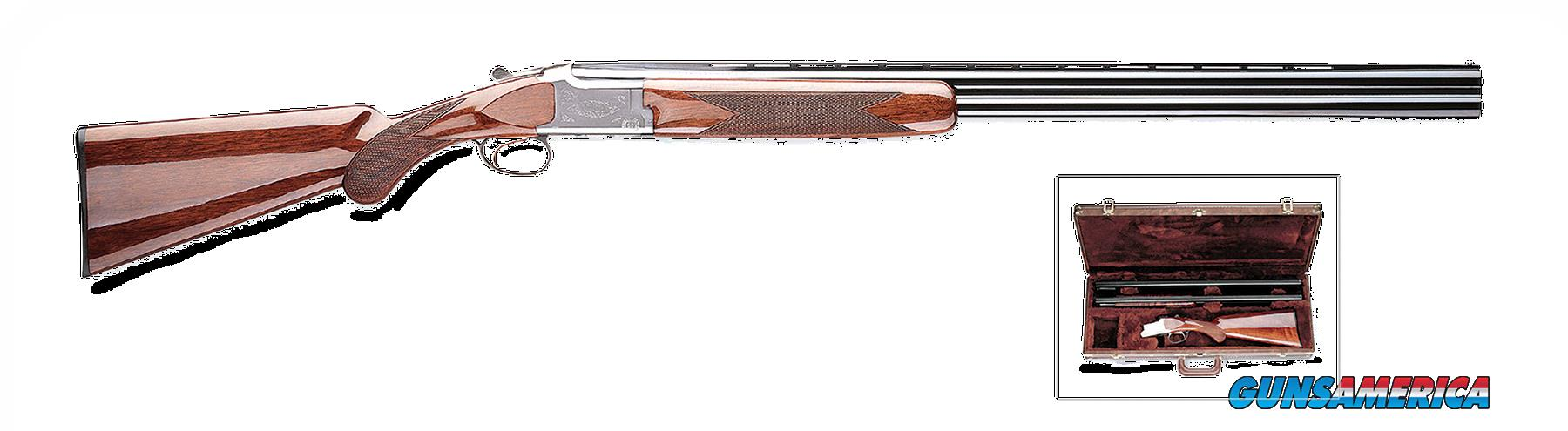 Browning 013064735 Citori Lightning Feather Combo Over/Under N/A 20/28 Gauge Blued Barrel/Silver  Guns > Rifles > B Misc Rifles