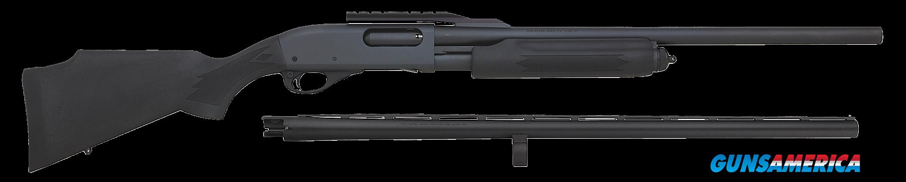 "Remington Firearms 81280 870 Express Combo Pump 12 Gauge 28""/23"" 4+1 Black Synthetic Stock Blued  Guns > Rifles > R Misc Rifles"