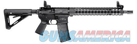 "Smith & Wesson 811024 M&P15 Carbine TS Semi-Automatic 223 Rem/5.56 NATO 16"" 30+1 Black Adjustable  Guns > Rifles > Smith & Wesson Rifles > M&P"