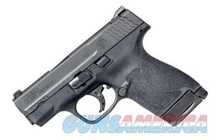 "Smith & Wesson 11814 M&P 40 Shield M2.0 40 S&W Double 3.1"" 6+1/7+1 NMS Black Polymer Grip/Frame  Guns > Pistols > Smith & Wesson Pistols - Autos > Shield"