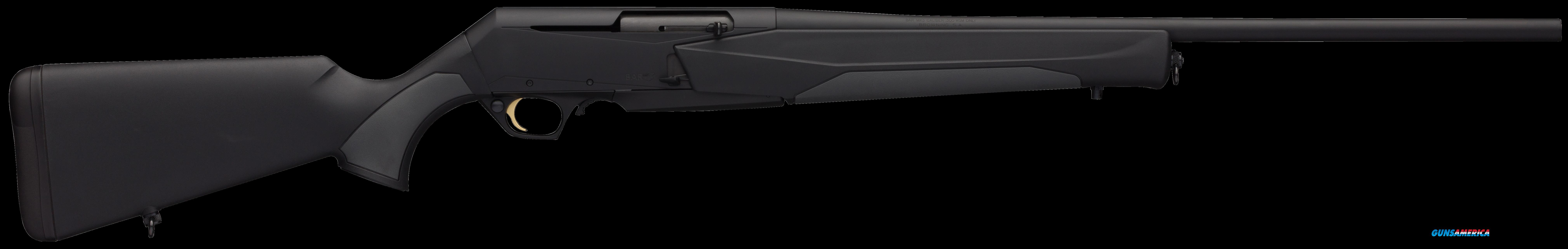"Browning 031048211 BAR MK3 Stalker Semi-Automatic 243 Win 22"" 4+1 Synthetic Black Stk Blued  Guns > Rifles > Browning Rifles > Semi Auto > Hunting"