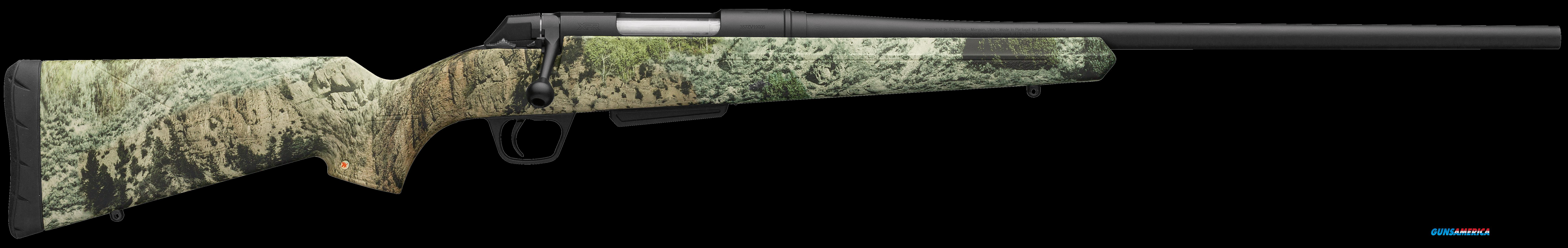 "Winchester Guns 535722236 XPR Hunter MCR Bolt 338 Winchester Magnum 24"" 3+1 Synthetic Mossy Oak  Guns > Rifles > W Misc Rifles"