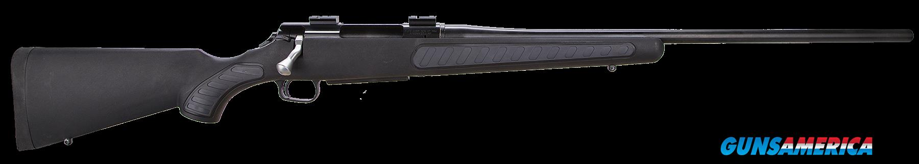 "T/C Arms 10175567 Venture Standard Bolt 300 Win Mag 24"" 3+1 Synthetic w/Rubber Panels Black Stk  Guns > Rifles > TU Misc Rifles"